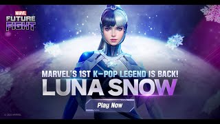 Fly Away - Luna Snow   Marvel Future Fight