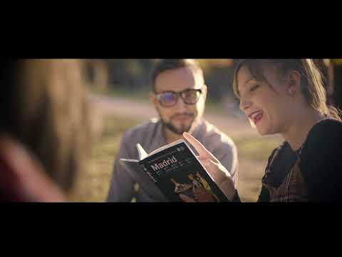 Vídeo promocional de la Comunidad de Madrid en Fitur 2018
