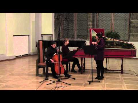 Vivaldi Sonata RV 759/3 Maria Krestinskaya / Baltic Baroque / Grigori Maltizov