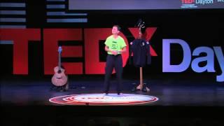 Behind the Badge   Chelley Seibert   TEDxDayton
