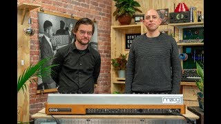 Moog One: System Architecture - Part 1