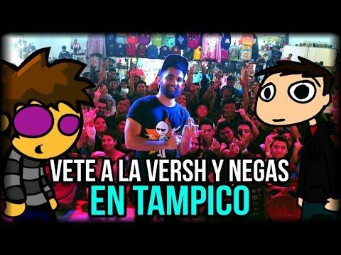 Negas y Vete a la Versh (Darkar) en Vivo - Tampico Tamaulipas México - Fancity