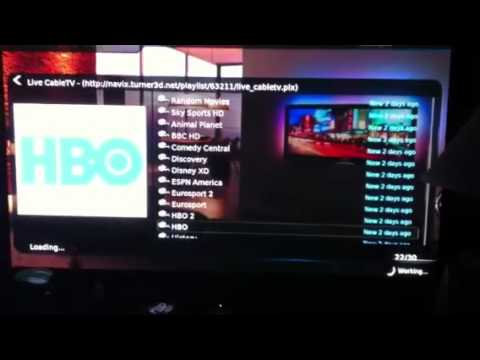 how to add channels to jailbroken apple tv