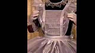 English Maid Uniform