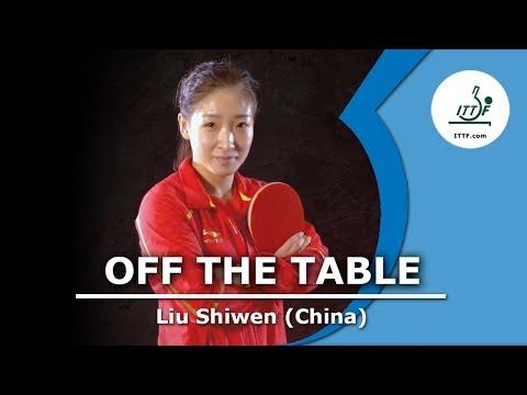 Off the Table - Liu Shiwen