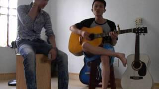 Cô Gái Nông Thôn ___ Guitar Cover  ( Phiên bản hơi lỗi :3 )
