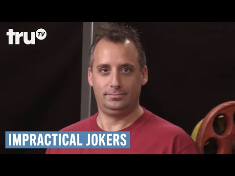 Impractical Jokers - Joe Creeps Out Everyone at the Gym