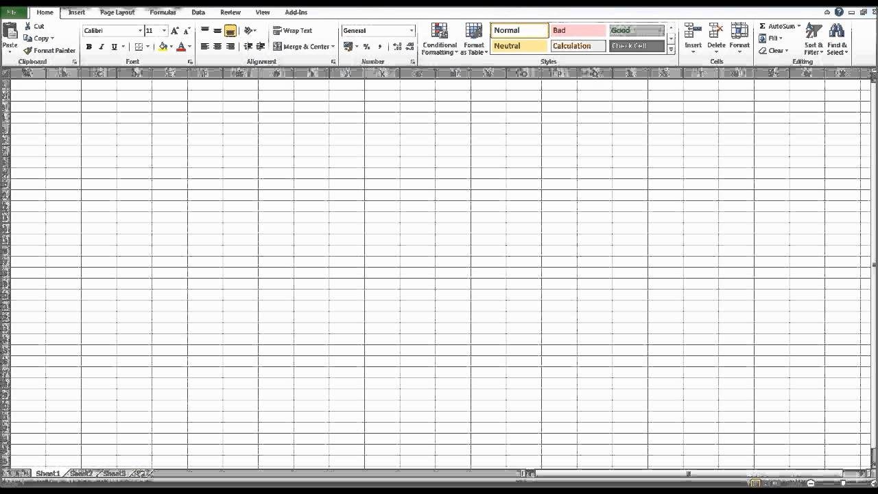 profit and loss statement format excel