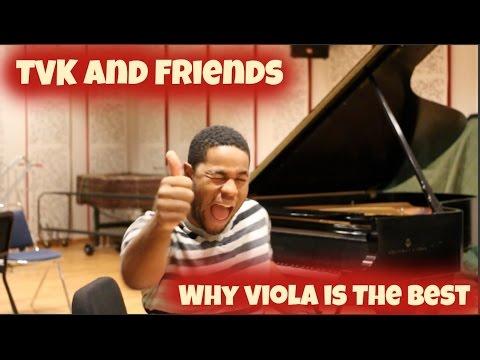 Viola is the Best Instrument