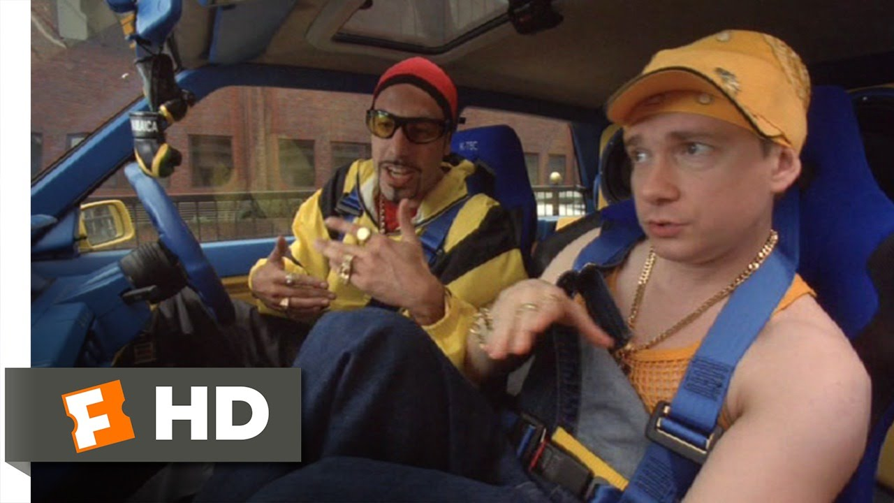 Ali G Indahouse (2/10) Movie CLIP - Freestyling with Ricky (2002) HD - YouTube