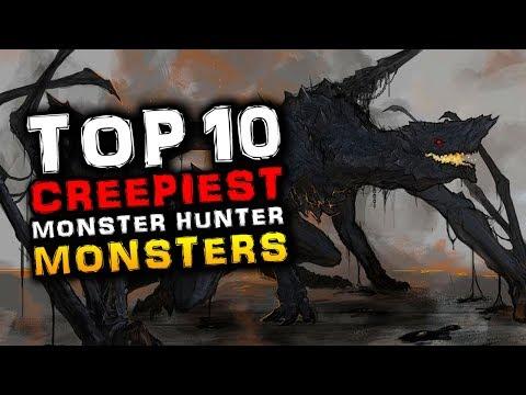 Top 10 Creepiest Monster Hunter Monsters thumbnail