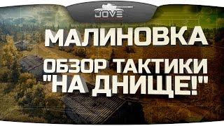 Карта Малиновка. Обзор тактики