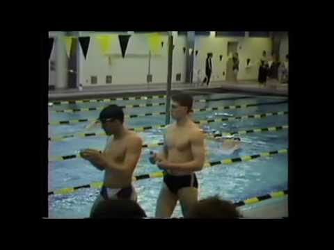 1992 Decatur Central at Lebanon Tiger Sharks boys 100 Butterfly