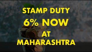 PAY 3% STAMP DUTY NOW IN MAHARASHTRA | Maharashtra me Ghar kharidna hua sasta