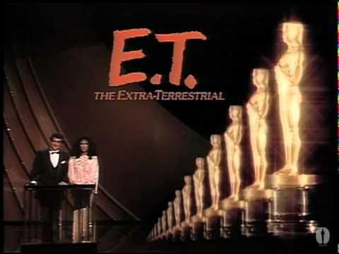 E.T. The Extra-Terrestrial Wins Original Score: 1983 Oscars