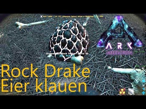 [GER/HD] Aberration Rock Drake Eier klauen, leicht gemacht ARK: Survival Evolved