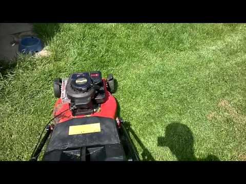 Briggs Amp Stratton 17 5hp Ohv Smoking Doovi
