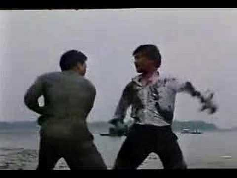 Dragon Lee vs. Hwang Jang Lee