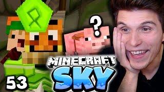 EDGAR IST VERSCHWUNDEN! & DIE AUTOMATISCHE XP DUSCHE! ✪ Minecraft Sky #53 | Paluten