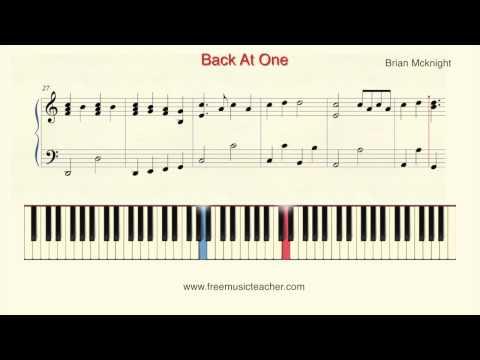 Brian McKnight Sheet Music
