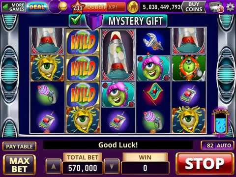MARTIAN MAYHEM Video Slot Casino Game with a LAUNCH BONUS