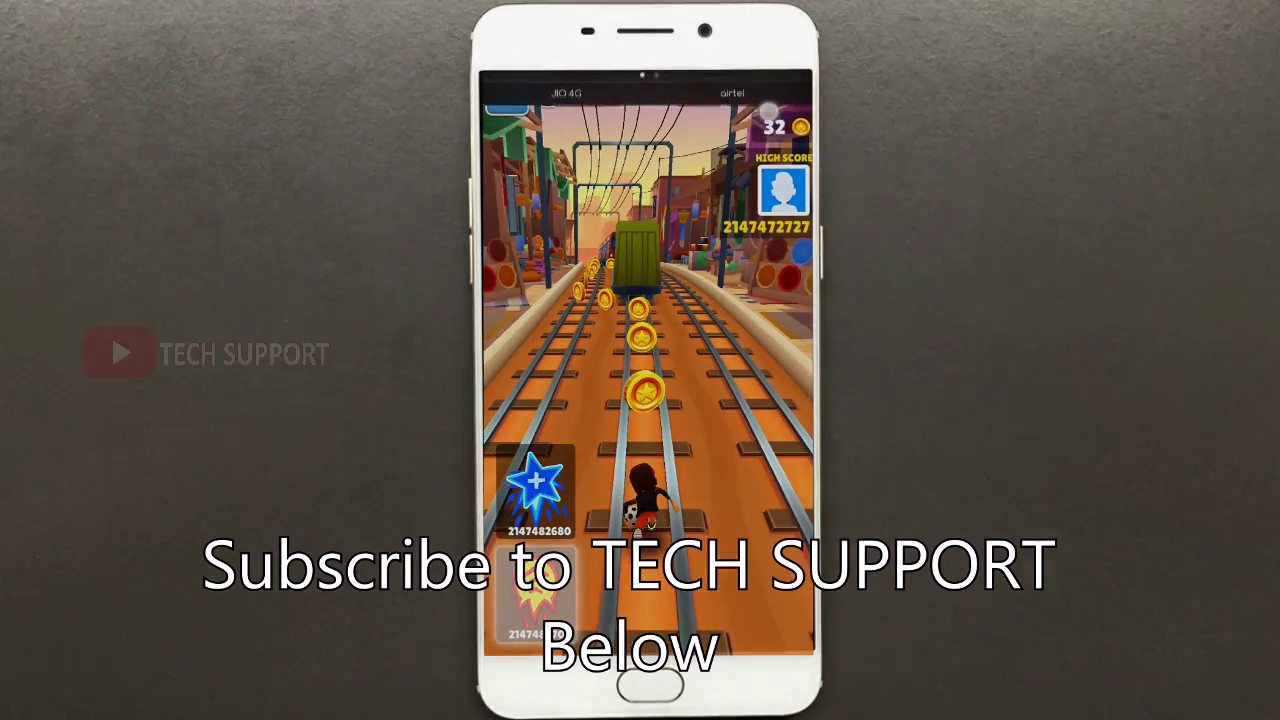 Subway Surf Android Game | Unlimited free coins-Mod apk  #Smartphone #Android