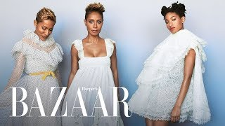 Jada Pinkett-Smith, Willow Smith, and Adrienne Banfield-Norris Talk Sex, Love, and Life