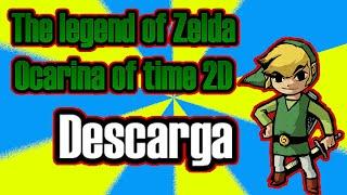 The Legend Of Zelda Ocarina of Time 2D [DESCARGA]