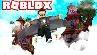 AGAINST the INFINITE UNIVERSE! -Roblox Jetpack Simulator with ComKean