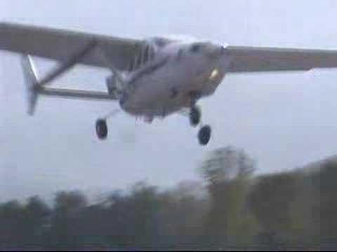 Private Jet Landing Strip