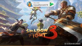 Best fight/epic fight ever...!shadow fight 3