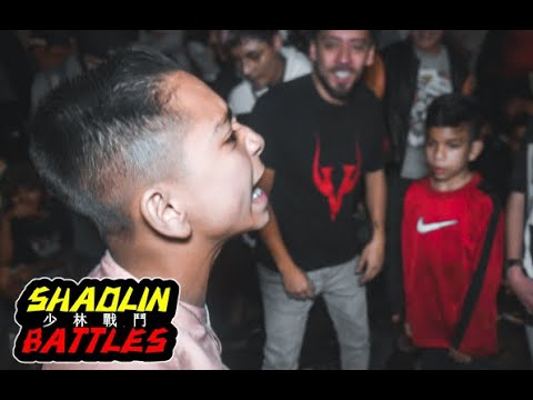 WIZARD vs AMATISTA vs BRUJO vs WOLF | 8vos | SHAOLIN KIDS (VÍDEO OFICIAL)