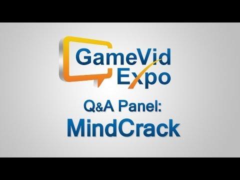 MindCrack Q&A Panel (GameVidExpo 2014)