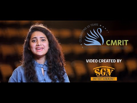 CMR INSTITUTE OF TECHNOLOGY (CMRIT) - AD FILM