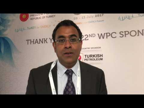 Aleek Datta - 22nd World Petroleum Congress