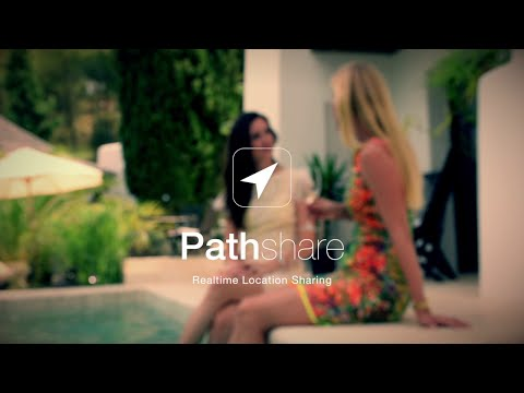 Pathshare - Realtime Location Sharing
