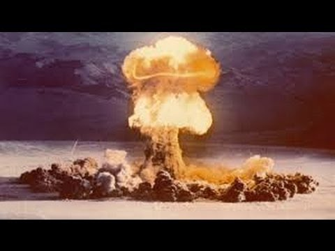 Rare Stock Footage | Atomic Bomb Test (Royalty Free)