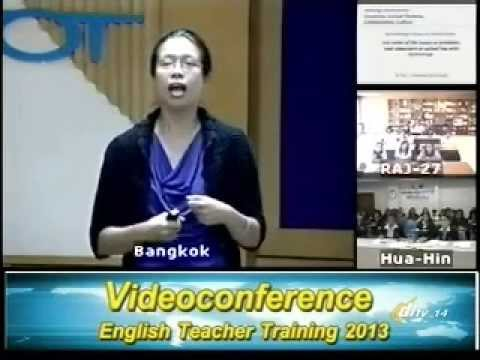 English Teacher Training 2013#3 : Creative thinking