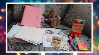Bullet Journal Haul #2 | MissPlaner Empik Aliexpress | Magdalena Augustynowicz