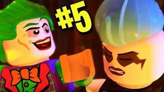 JOKER NA WOLNOŚCI! LEGO DC Super-Villains - LEGO DC SUPER ZŁOCZYŃCY | BROT