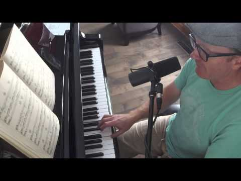 Where To Now St Peter - Elton John cover