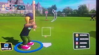 SANDLOT SLUGGERS XBOX360 Gameplay