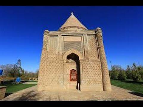 [Kazakhstan] Aisha Bibi Mausoleum   Айша-Биби мавзолей   아이샤비비 영묘 @ Taraz   타라즈