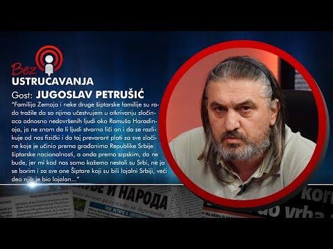 BEZ USTRUČAVANJA  Jugoslav Petrušić: Slobodan Milošević nas je izdao sa Franjom Tuđmanom!