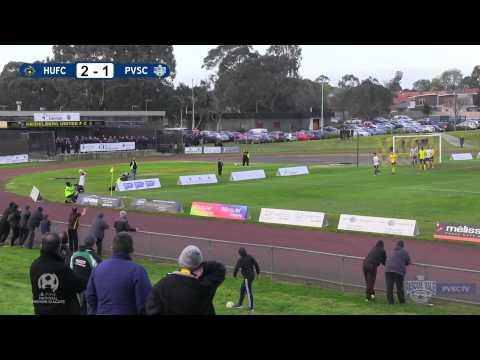EF2 | Heidelberg United v Pascoe Vale | 2015 PS4 National Premier Leagues