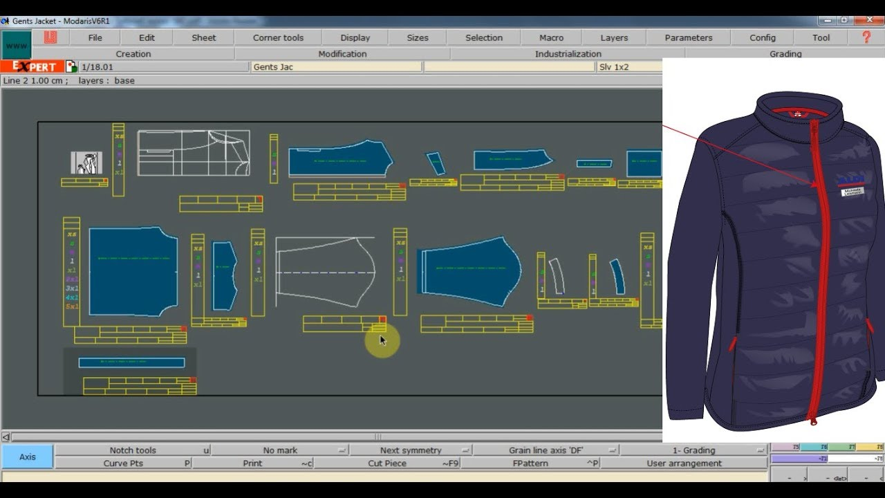 Pattern Cutting for Clothing Using CAD by M Stott