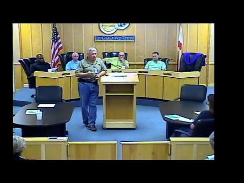 Gulf County Emergency Meeting