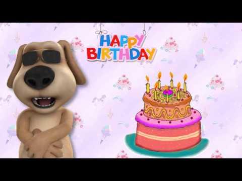 เพลงวันเกิด โดยเบน พร้อมเค้กวันเกิด | Happy birthday to you with Cake