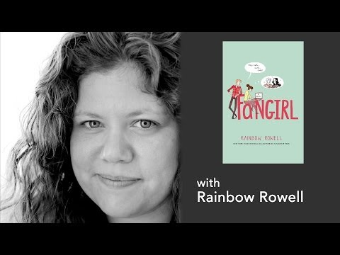 Kobo in Conversation: Rainbow Rowell