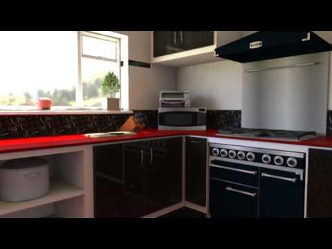 I2render - 360 Kitchen